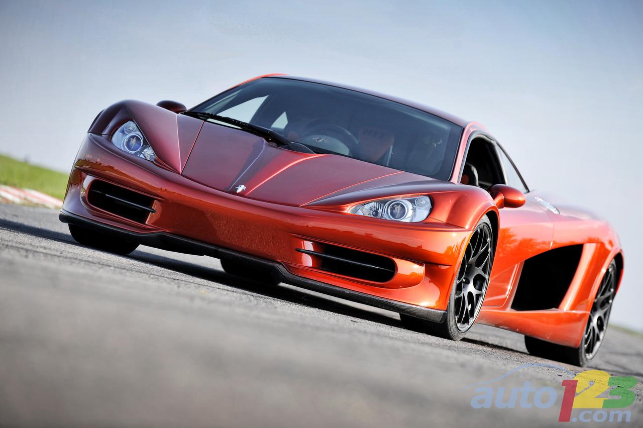 Sports Cars HTT PLETHORE LC