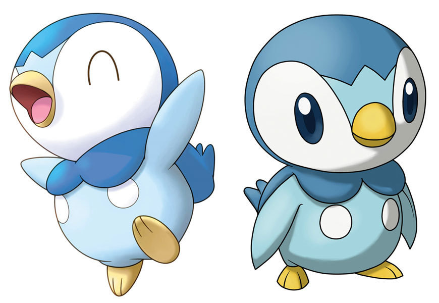 Pictures Of Piplup pokemon go kids sun and moon piplup pocket