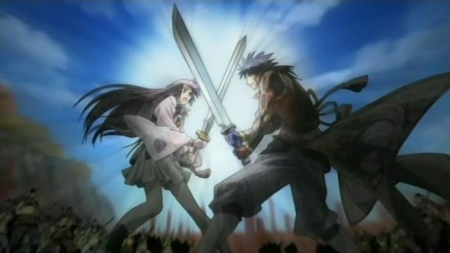 Minion Girl Wallpaper Harukanaru Toki No Naka De Images Clashing Of Swords