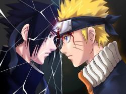 Sasuke vs naruto Sasuke vs Naruto