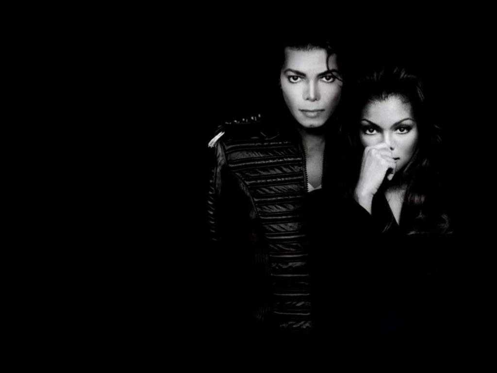 Iphone Wallpaper Michael Jackson Sdfsf Michael And Janet Jackson Wallpaper 12632369