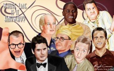 Whose Line is it Anyway images Whose Line Cartoon Wallpaper HD wallpaper and background photos ...