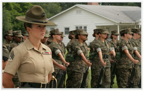 Marine Corps images Marine Drill Instructor wallpaper and background