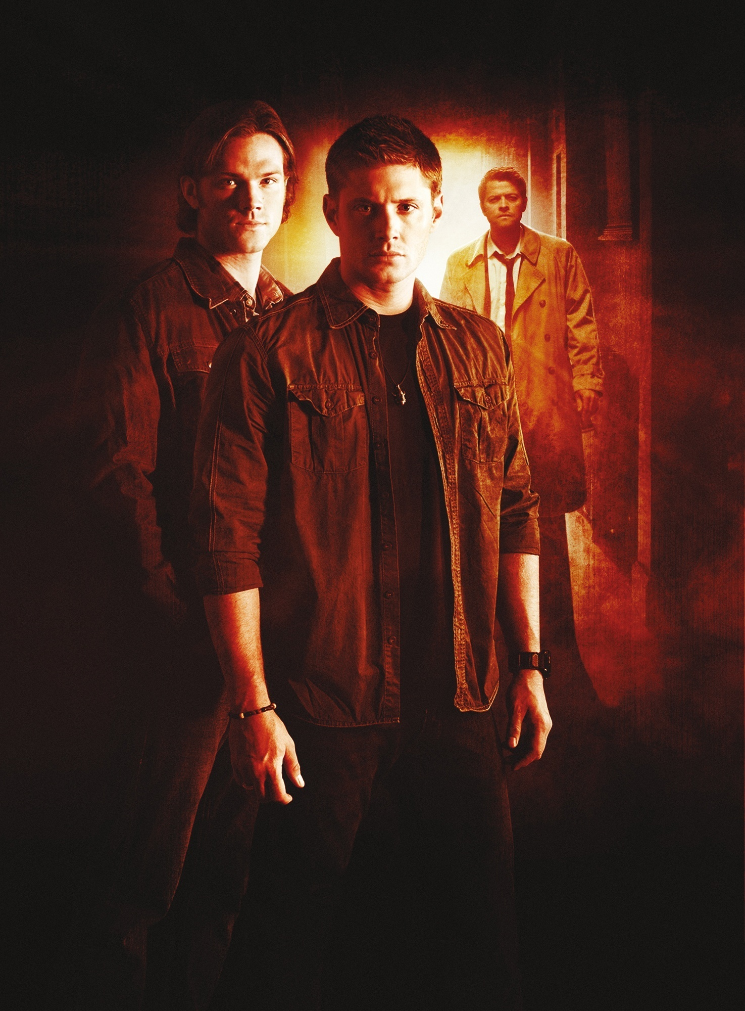 Supernatural Wallpaper Dean Quotes Spn Season 5 Marketing Pictures Supernatural Photo