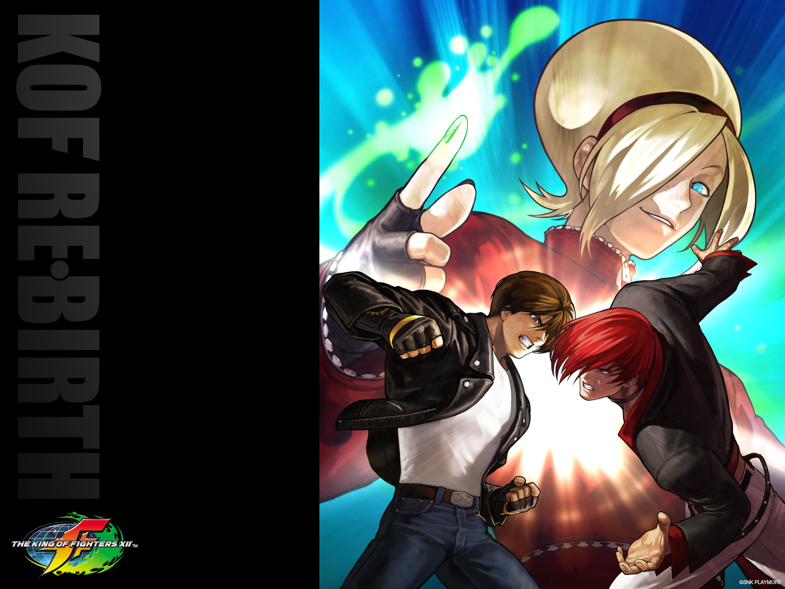 Iori Yagami Wallpaper 3d The King Of Fighters Images Kof Xii Kyo V Iori Hd