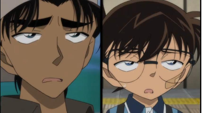 Background Wallpaper Quotes Hattori Heiji Images Heiji And Shinichi Wallpaper And