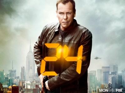 Jack Bauer Season 8 - 24 Wallpaper (14114971) - Fanpop