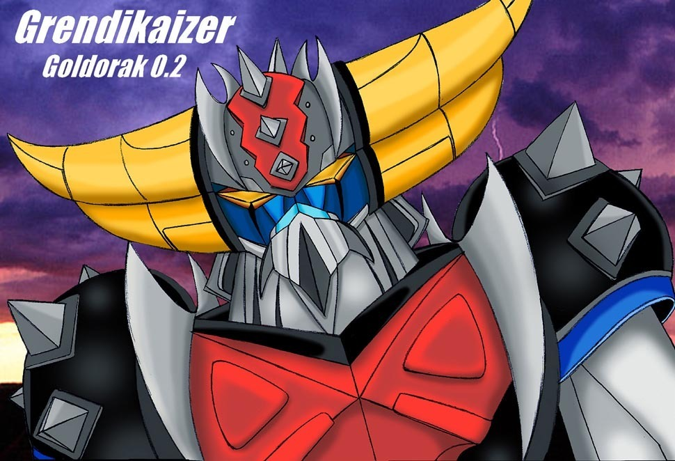 Wallpaper Gif Anime Grendizer Images Grendizer Fan Art Hd Wallpaper And