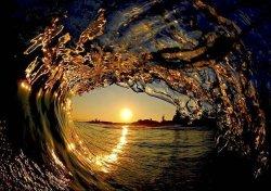 Underwater Photography Wave :)