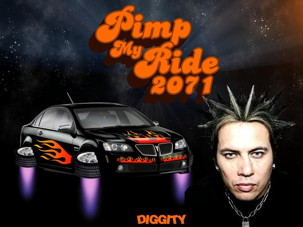 Falling In Reverse Wallpaper Pimp My Ride Images Diggity Wallpapers By Me Hd Wallpaper