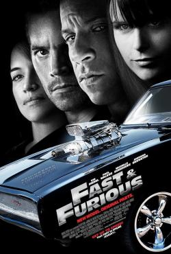 Fast and Furious Fast & Furious Poster #2