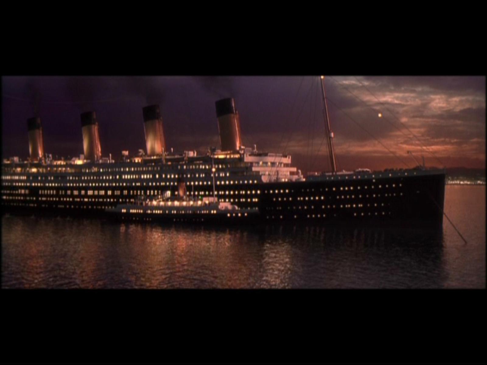 Feature Wall Wallpaper 3d Titanic Screencaps Titanic Image 4799149 Fanpop