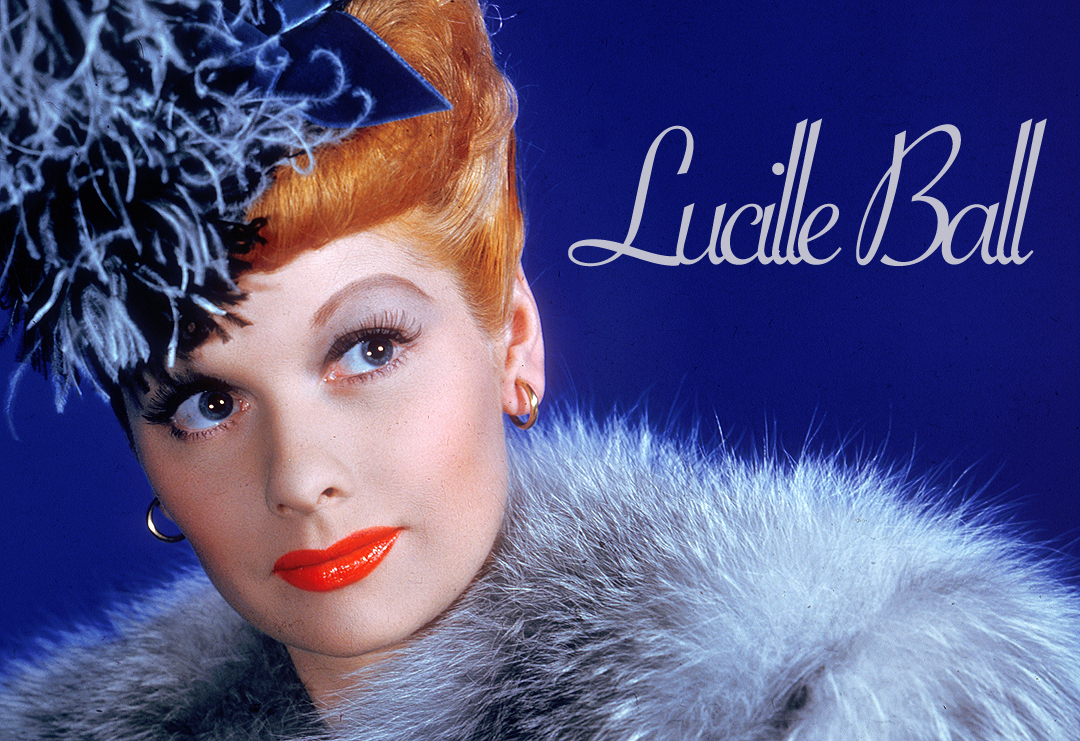 Background Love Lucu Lucille Ball - Lucille Ball Fan Art (4847447) - Fanpop
