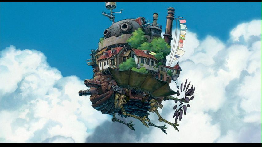 Howls Moving Castle Hd Wallpaper Howl S Moving Castle Images Howl S Moving Castle Hd