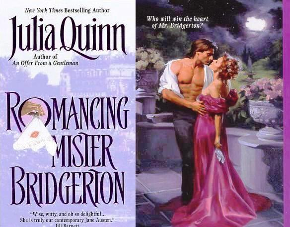 Julia Quinn images Julia Quinn - Romancing Mister Bridgerton - mr cavendish i presume