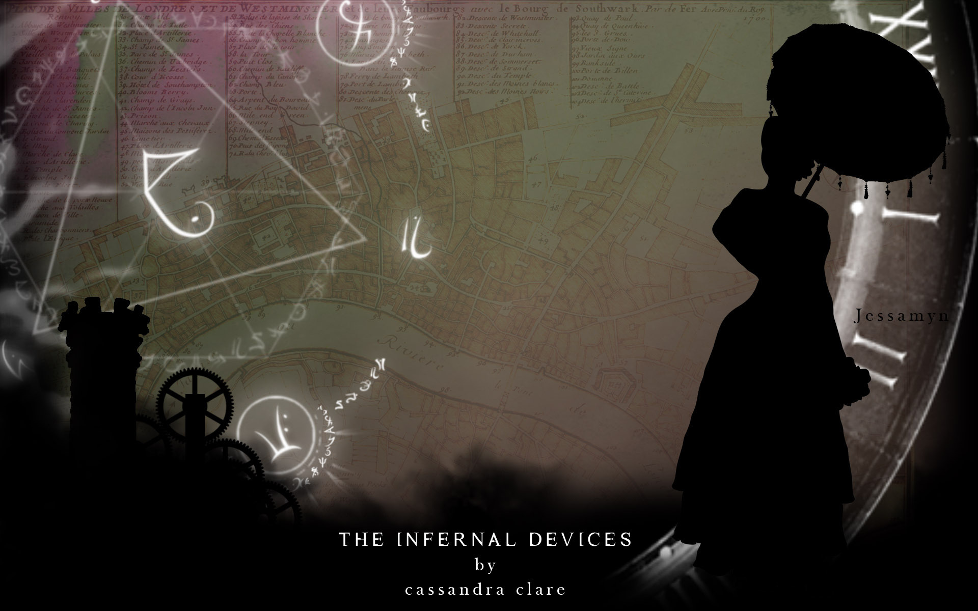 The Infernal Devices Quotes Wallpaper The Infernal Devices Images Id Wallpapers Wallpaper Photos