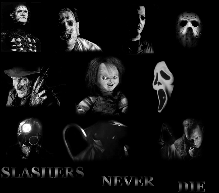 Wallpaper Chucky 3d Slashers Michael Myers Photo 6984671 Fanpop