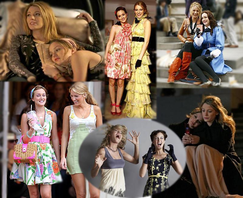 Chair Gossip Girl Wallpaper Gossip Girl Images Serena And Blair Hd Wallpaper And