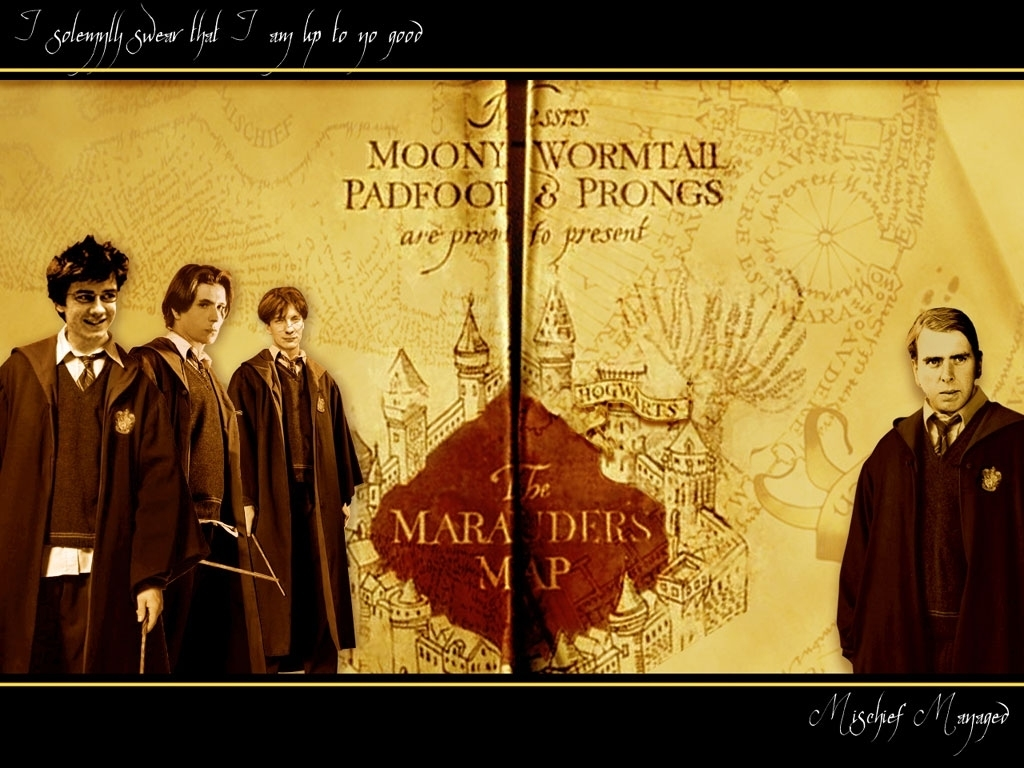 Sirius Black Quotes Wallpaper Marauders Marauders Wallpaper 7685063 Fanpop