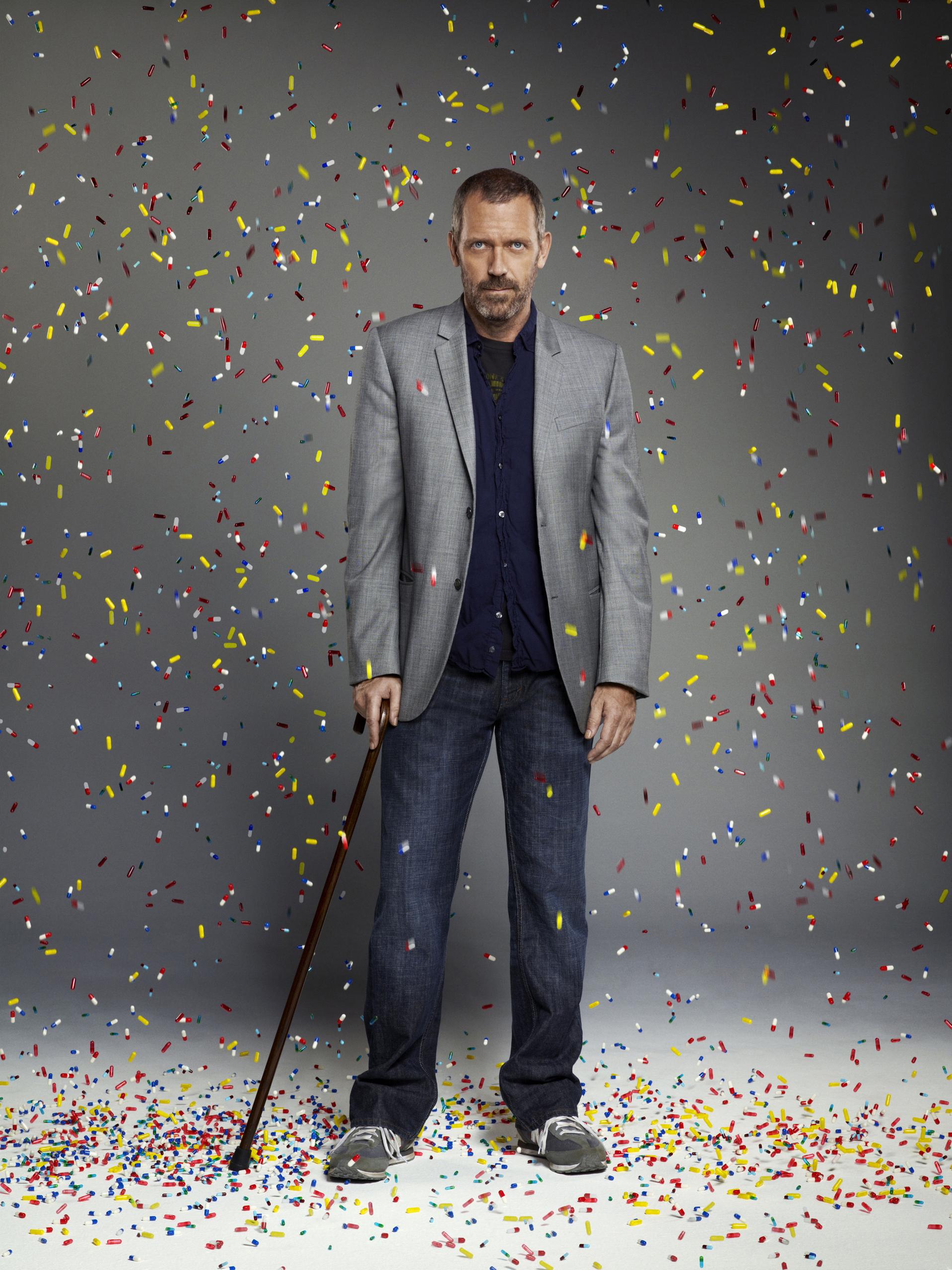 Hugh Laurie Quotes Wallpaper House Season 6 Promo House M D Photo 7800341 Fanpop