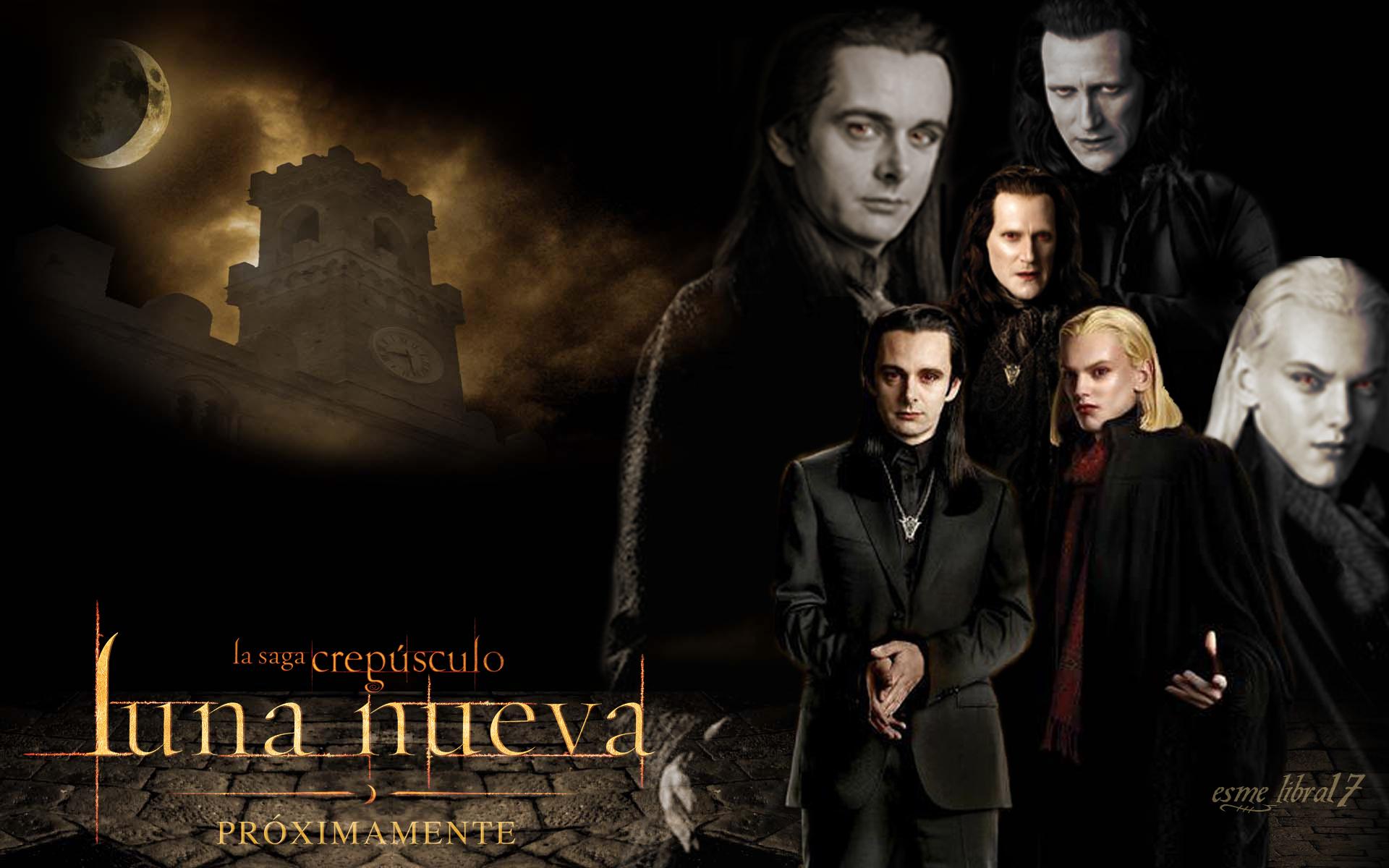 Twilight Breaking Dawn Part 2 Wallpaper Hd Los Volturi Luna Nueva Wallpaper Twilight Crep 250 Sculo