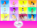 Disney Princess Enchanted Tales Follow Your Dreams 2007