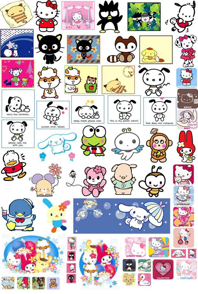 Him Iphone Wallpaper Which Sanrio Character Is Your Favourite Poll Results