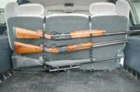 Seat Back Steel Three-gun Rack from Gee Manufacturing Inc ...