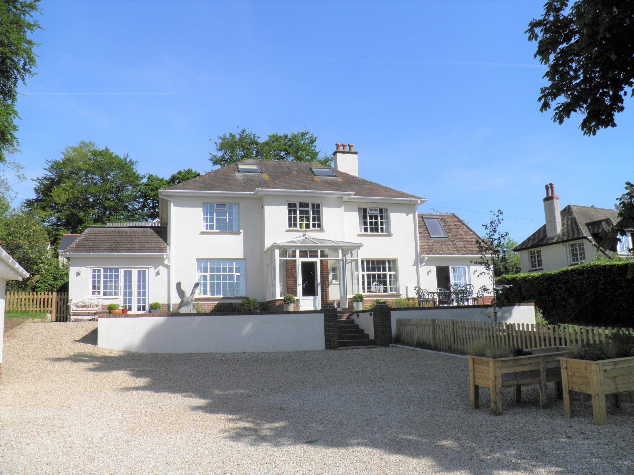 Bed And Breakfast Budleigh Salterton Sidmouth Bed And Breakfast Heights House Burscombe Lane