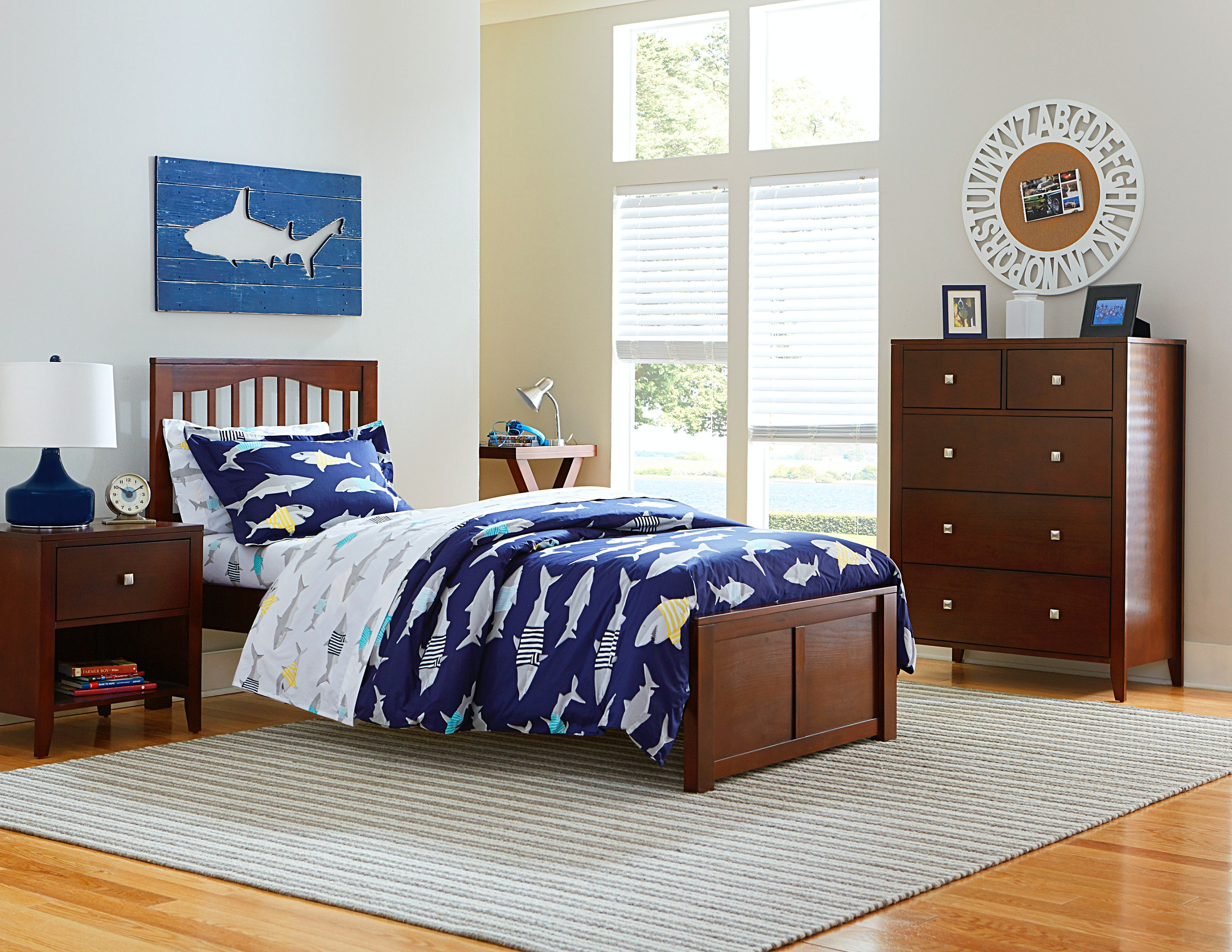 Hillsdale Kids And Teen Youth Pulse Twin Mission Bed With Storage 31011ns North Carolina