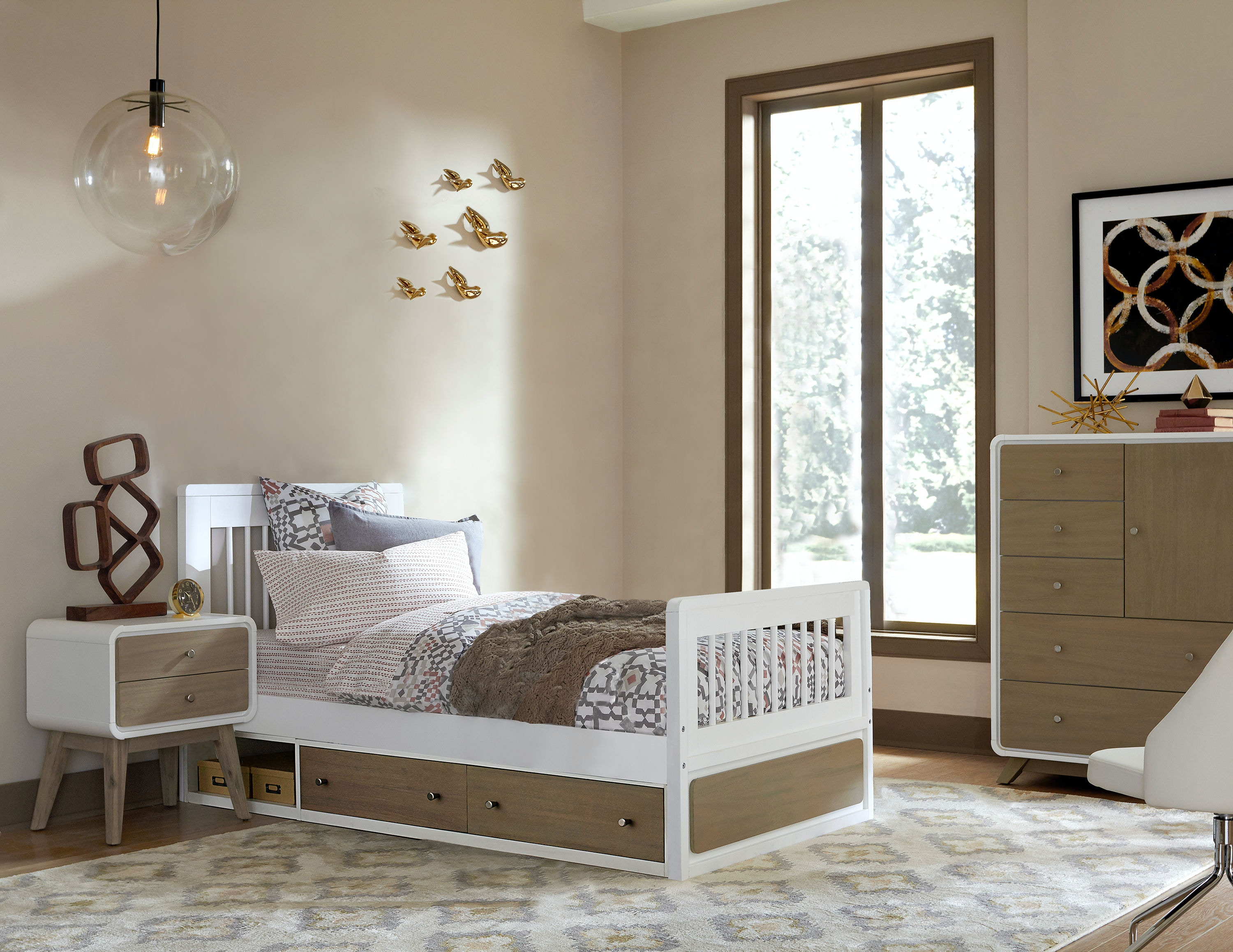 Bed End Storage Hillsdale Kids And Teen Youth East End Twin Jet Bed With Storage
