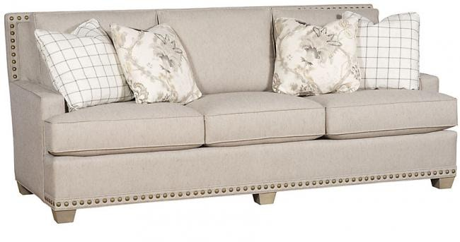 Furniture Markham King Hickory Living Room Savannah Sofa 1000 Tgn North