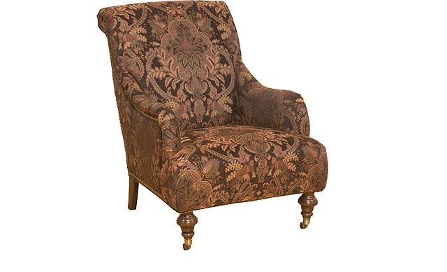 King Hickory Living Room Gina Chair 191 Louis Shanks