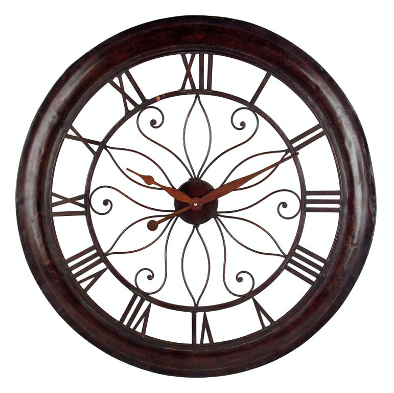 Inexpensive Wall Clock Imax Corporation Accessories Oversized Wall Clock 1003