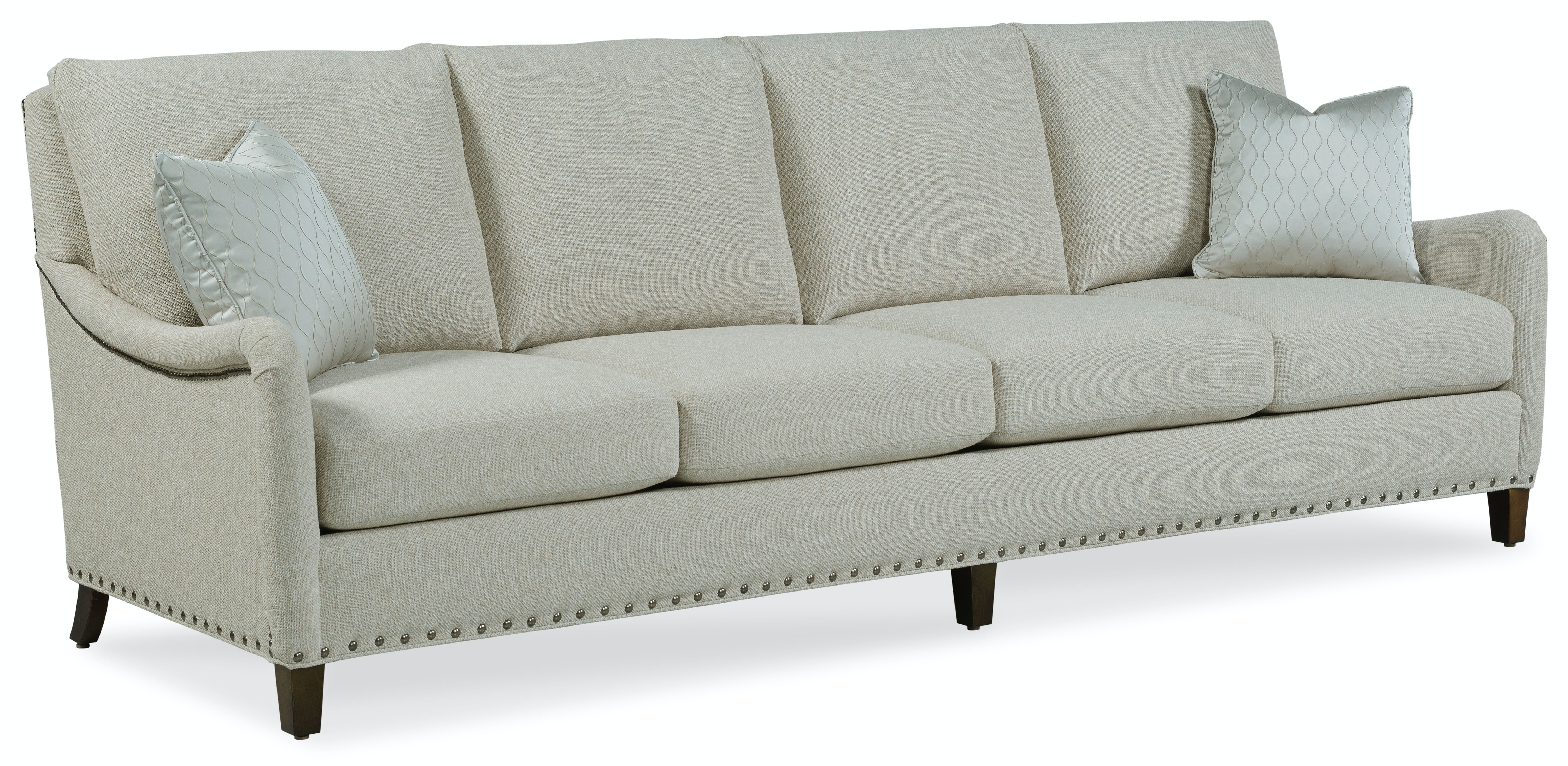 Sofa X Long Fairfield Chair Company Living Room Smythe X Long Sofa 2749 56