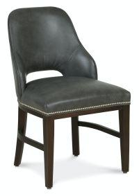 Fairfield Chair Company Dining Room Darien Side Chair 5026 ...
