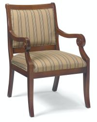 Fairfield Chair Company Living Room Darby Occasional Chair ...