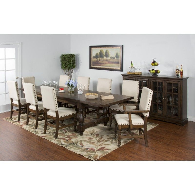 Dining Table Designs Sunny Designs Dining Room Savannah Dining Table 1383ac Factory