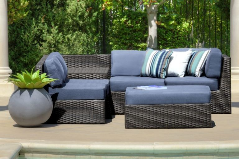 North Cape Outdoor Patio Nc283 Sectional Grossman