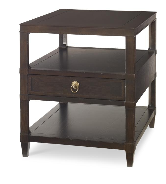 Kitchen Carts Islands & Utility Tables Century Furniture Living Room Bromley Lamp Table 429-645