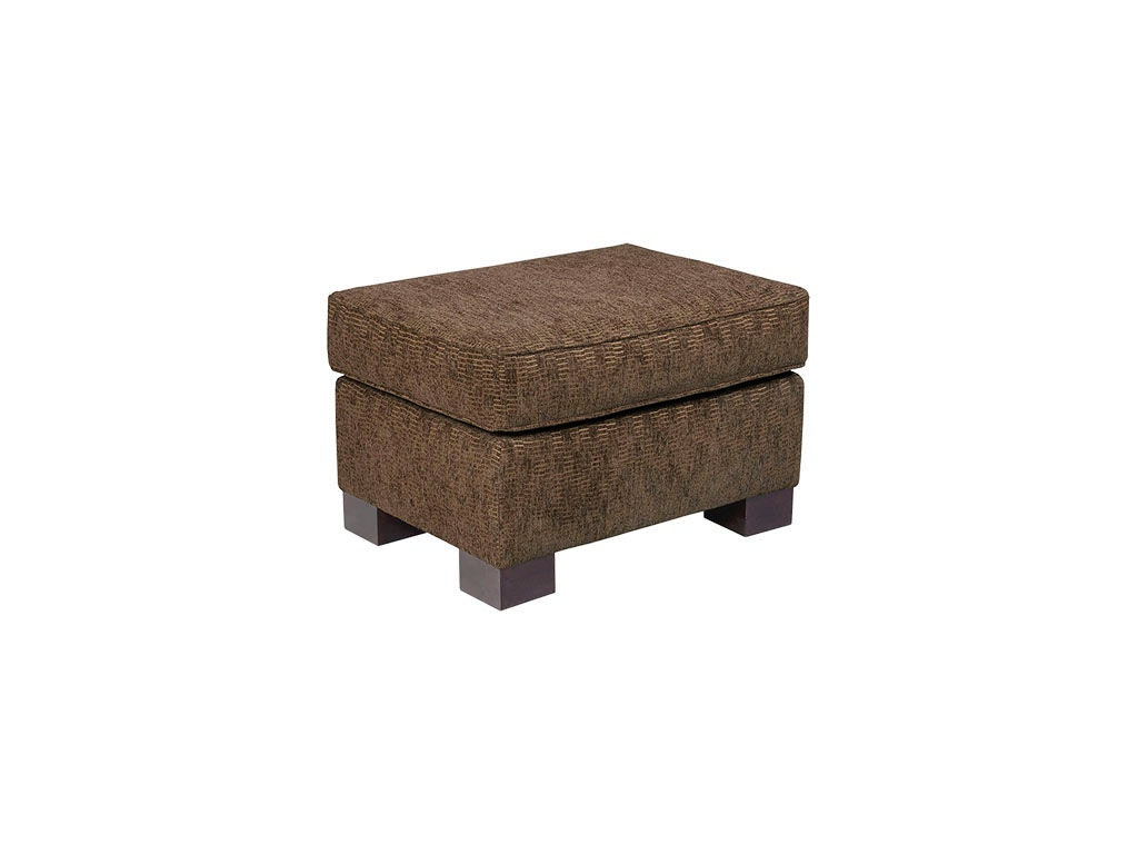 Broyhill Brown Corduroy Sofa Broyhill Living Room California Ottoman 3689 5 Warehouse