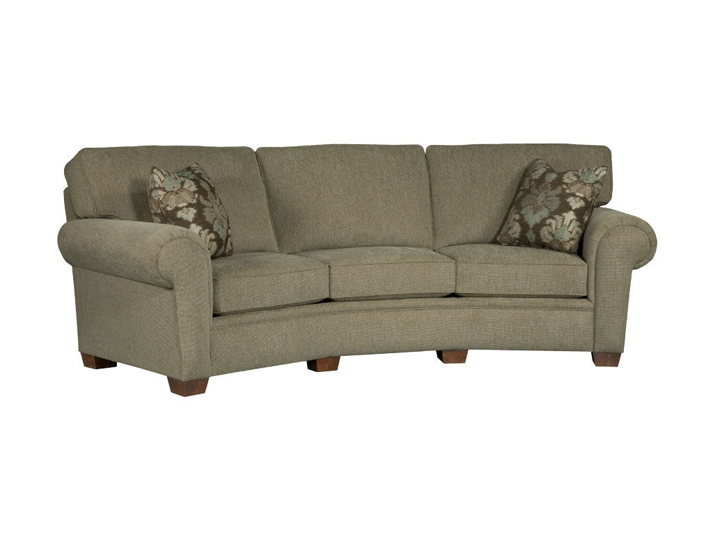Broyhill Brown Corduroy Sofa Broyhill Living Room Miller Conversation Sofa 5300 3 Mozak S