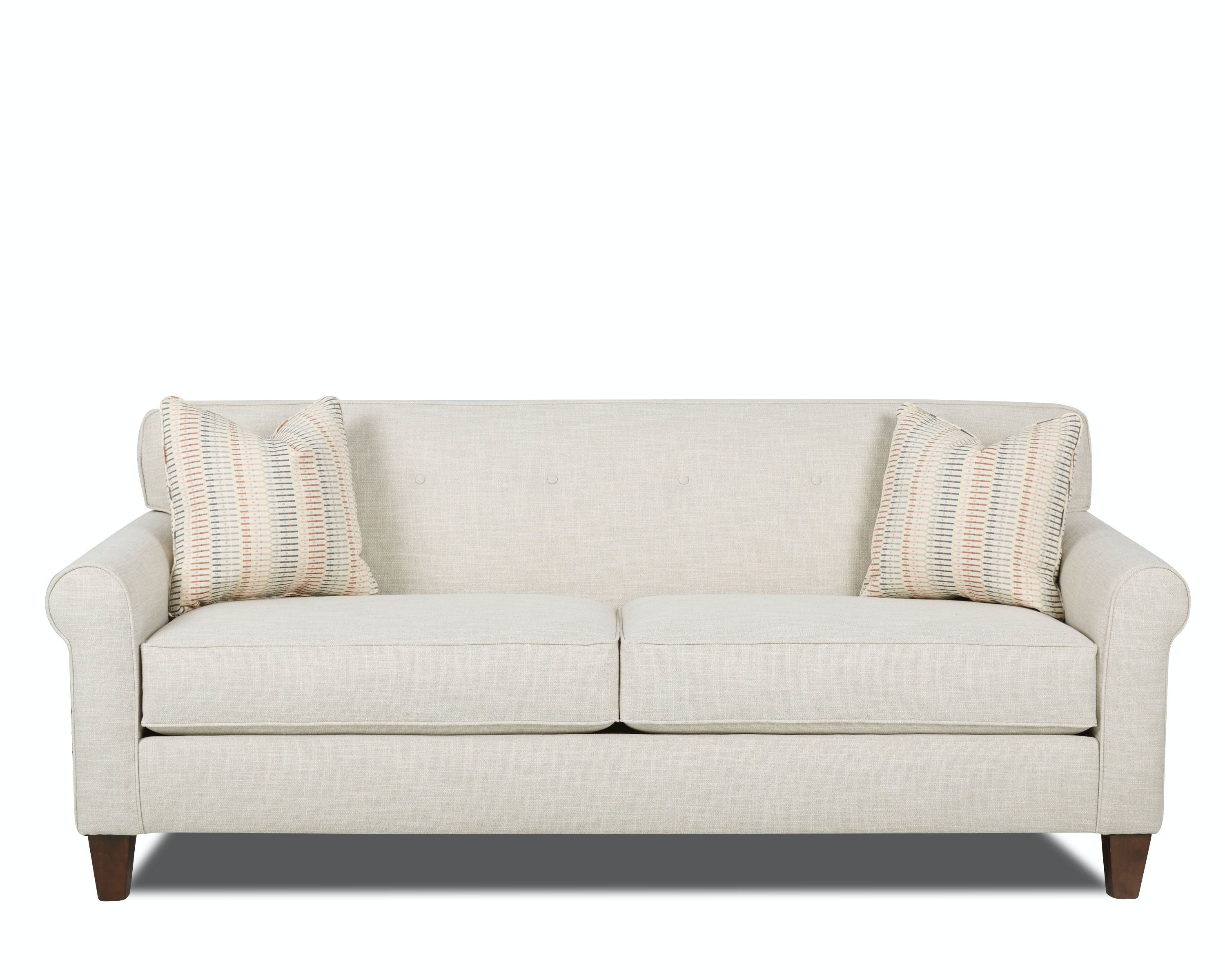 Jensen Sofa Bed Next Klaussner Living Room Miller K43300 S Jensen Home Furnishings