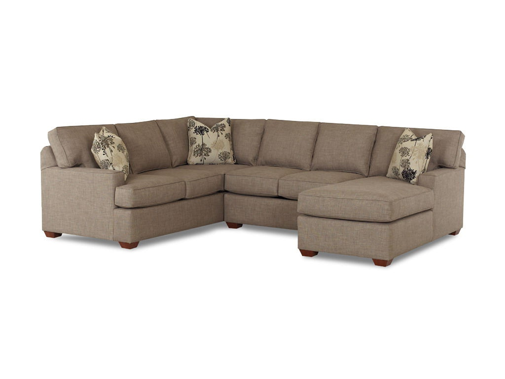 Hamilton Sofa And Leather Gallery Klaussner Living Room Pantego K51460-fab-sect - Hamilton