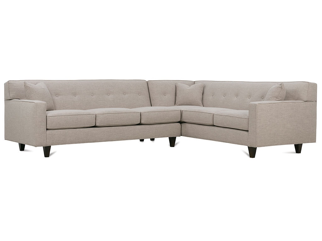Dorset Sectional By Rowe Furniture K520 Sect - Garden Furniture Clearance Company Dorset