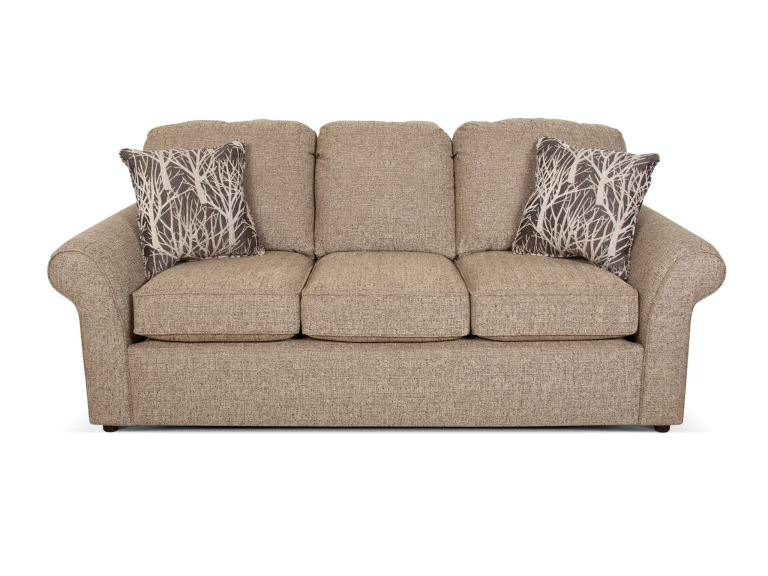 Southwestern Accent Chairs England Living Room Malibu Sofa 2405 - England Furniture