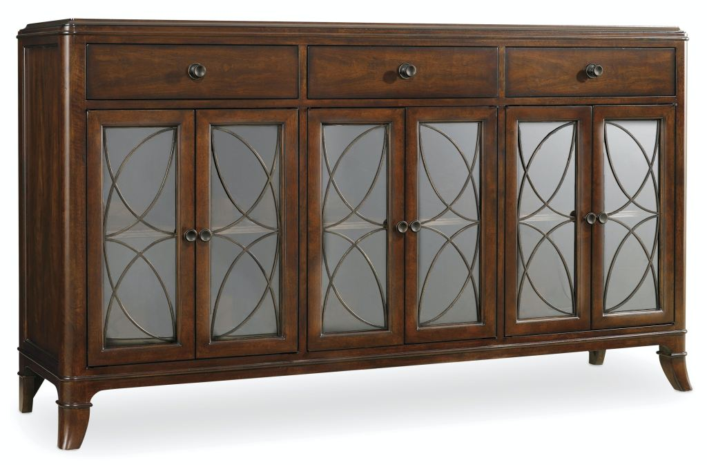 Hickory Kitchen Cabinets Canada Hooker Furniture Dining Room Palisade Buffet 5183 75900
