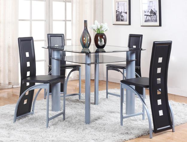 Crown Mark Dining Room Echo Counter Height 1770 5p