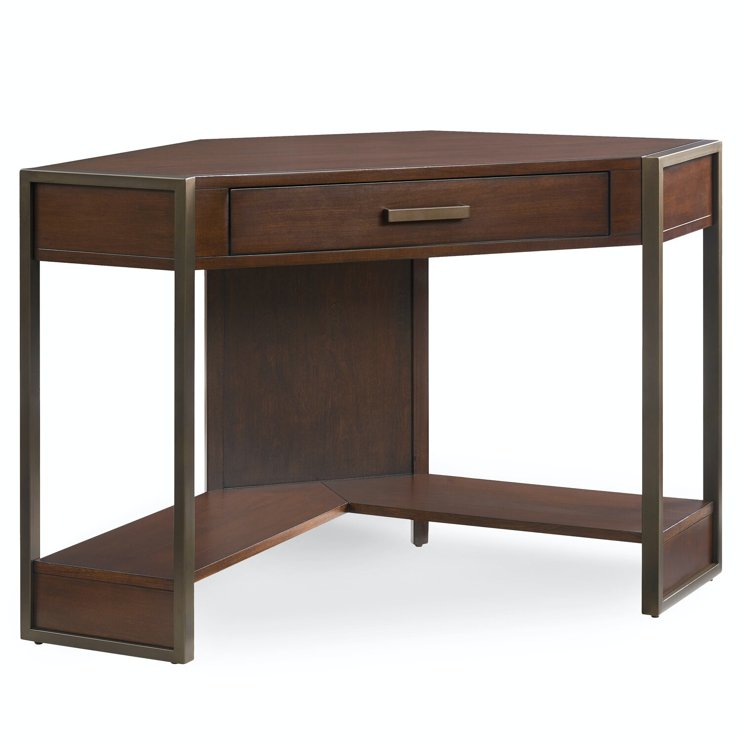 Https Www Schmittfurniture Com Leick Home Metal And Wood Corner Desk 91430 650 Iteminformation Aspx