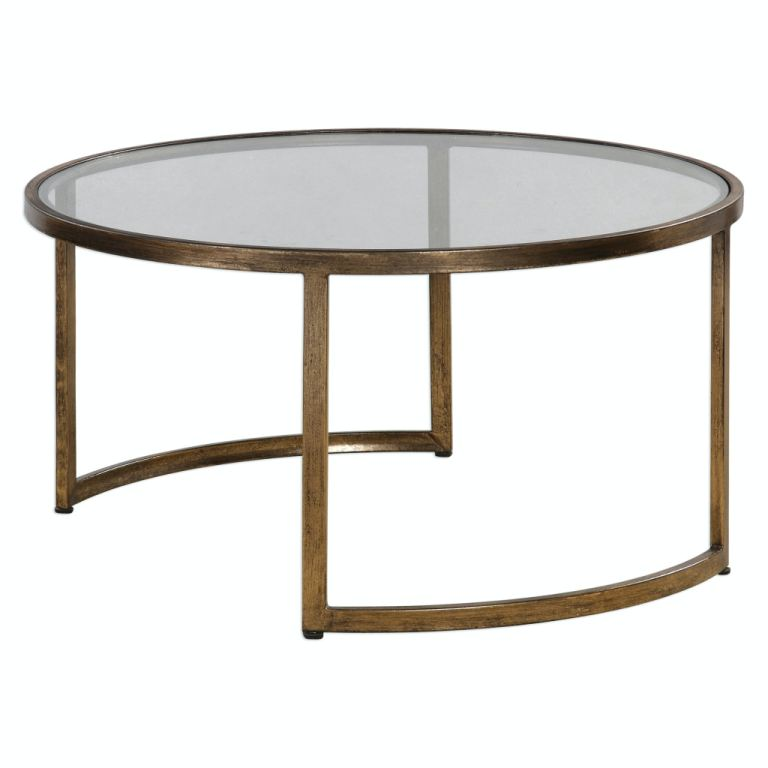 Coffee Table Ottawa Uttermost Living Room Rhea Nested Coffee Tables S 2 24747
